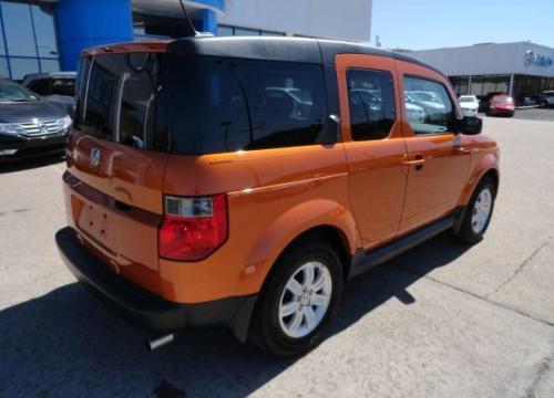 Photo Image Gallery & Touchup Paint: Honda Element in Tangerine Metallic   (YR563M)  YEARS: 2006-2008