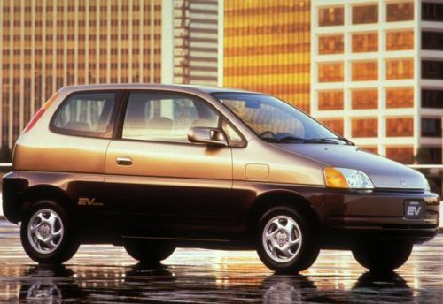 Photo Image Gallery: Honda Evplus in Moonlight Beige On Nutwood (EV2)  YEARS: -