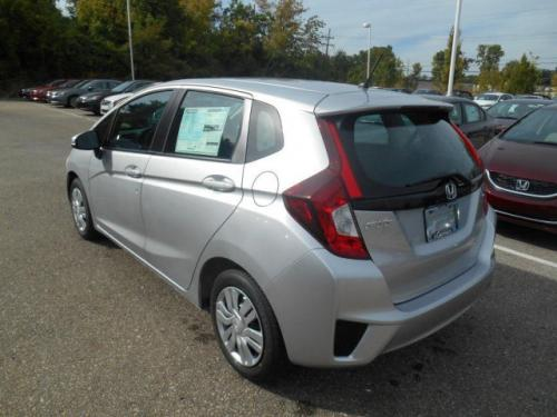 Photo Image Gallery & Touchup Paint: Honda Fit in Alabaster Silver Metallic  (NH700M)  YEARS: 2015-2016