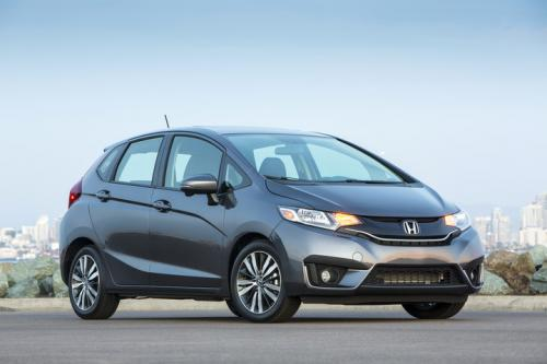 Photo Image Gallery & Touchup Paint: Honda Fit in Modern Steel Metallic  (NH797M)  YEARS: 2015-2019
