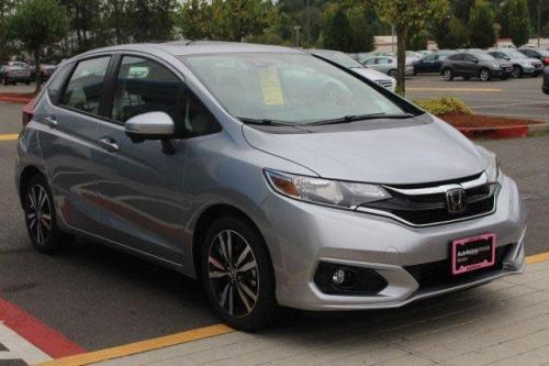 Photo Image Gallery & Touchup Paint: Honda Fit in Lunar Silver Metallic  (NH830M)  YEARS: 2017-2019