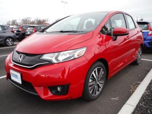 Photo Image Gallery & Touchup Paint: Honda Fit in Milano Red   (R81)  YEARS: 2015-2019