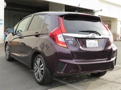Photo Image Gallery & Touchup Paint: Honda Fit in Passion Berry Pearl  (RP46P)  YEARS: 2015-2017