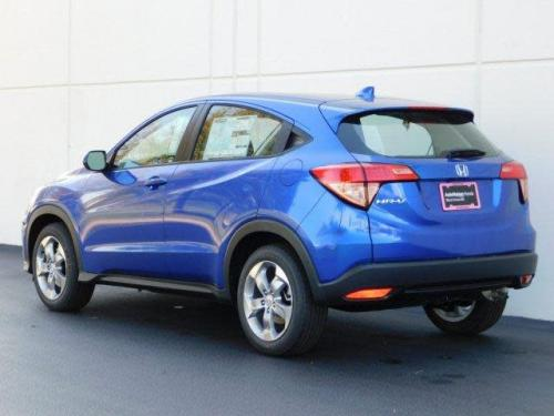 Photo Image Gallery & Touchup Paint: Honda Hrv in Aegean Blue Metallic  (B593M)  YEARS: 2018-2019