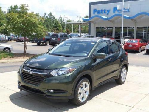 Photo Image Gallery & Touchup Paint: Honda Hrv in Misty Green Pearl  (G539P)  YEARS: 2016-2018