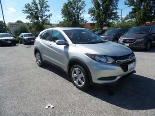 Photo Image Gallery & Touchup Paint: Honda Hrv in Alabaster Silver Metallic  (NH700M)  YEARS: 2016-2016