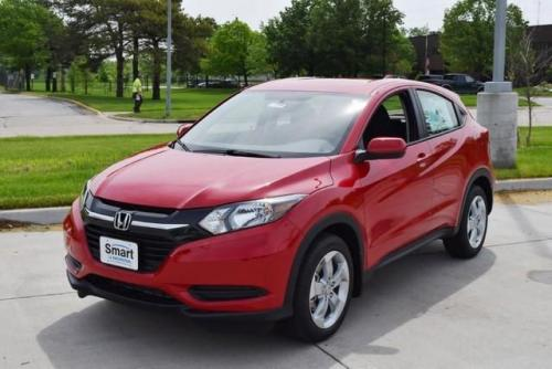 Photo Image Gallery & Touchup Paint: Honda Hrv in Milano Red   (R81)  YEARS: 2016-2019