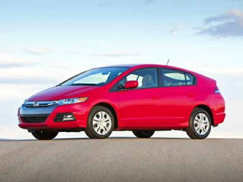 Photo Image Gallery & Touchup Paint: Honda Insight in Milano Red   (R81)  YEARS: 2012-2014