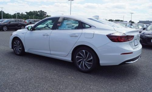 Photo Image Gallery & Touchup Paint: Honda Insight in White Orchid Pearl  (NH788P)  YEARS: 2019-2019