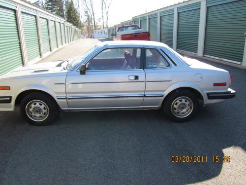 Photo Image Gallery & Touchup Paint: Honda Prelude in Arctic Silver Metallic  (NH79M)  YEARS: 1982-1982