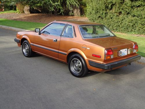 Photo Image Gallery & Touchup Paint: Honda Prelude in Longleet Gold Metallic  (YR41M)  YEARS: 1980-1980