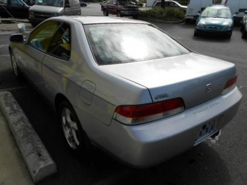 Photo Image Gallery & Touchup Paint: Honda Prelude in Nordic Mist Metallic  (B83M)  YEARS: 1997-1998