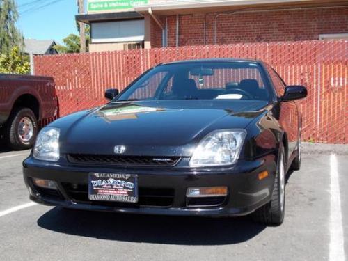 Photo Image Gallery & Touchup Paint: Honda Prelude in Nighthawk Black Pearl  (B92P)  YEARS: 1999-2001