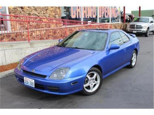 Photo Image Gallery & Touchup Paint: Honda Prelude in Electron Blue Pearl  (B95P)  YEARS: 2001-2001