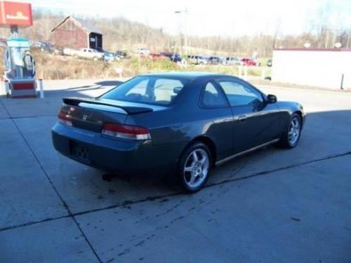 Photo Image Gallery & Touchup Paint: Honda Prelude in Eucalyptus Green Pearl  (G83P)  YEARS: 1997-1998