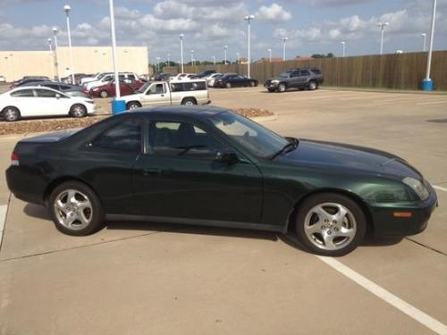 Photo Image Gallery & Touchup Paint: Honda Prelude in Ficus Green Pearl  (G98P)  YEARS: 1999-2000