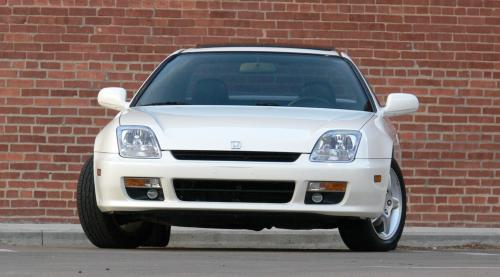 Photo Image Gallery & Touchup Paint: Honda Prelude in White Diamond Pearl  (NH603P)  YEARS: 1998-1998