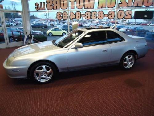 Photo Image Gallery & Touchup Paint: Honda Prelude in Satin Silver Metallic  (NH623M)  YEARS: 2001-2001