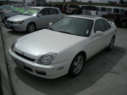 Photo Image Gallery & Touchup Paint: Honda Prelude in Premium White Pearl  (NH624P)  YEARS: 1999-2001