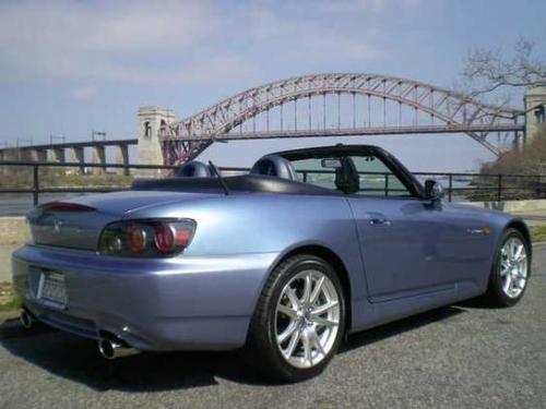 Photo Image Gallery & Touchup Paint: Honda S2000 in Suzuka Blue Metallic  (B513M)  YEARS: 2002-2006