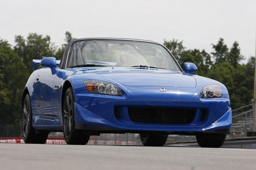 Photo Image Gallery & Touchup Paint: Honda S2000 in Apex Blue Pearl  (B554P)  YEARS: 2008-2009