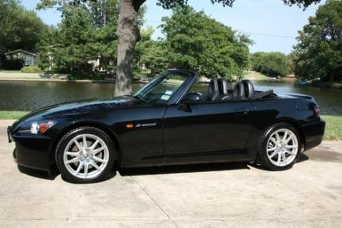 Photo Image Gallery & Touchup Paint: Honda S2000 in Berlina Black   (NH547)  YEARS: 2008-2009