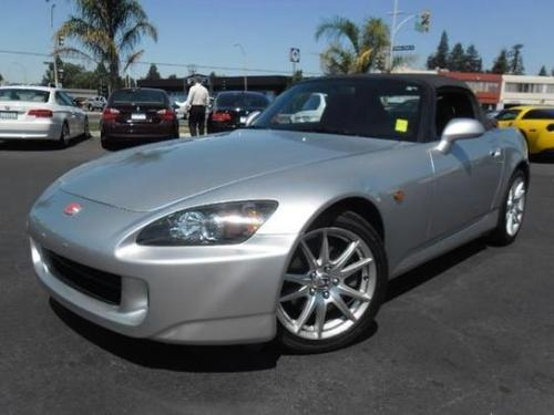Photo Image Gallery & Touchup Paint: Honda S2000 in Sebring Silver Metallic  (NH552M)  YEARS: 2002-2006