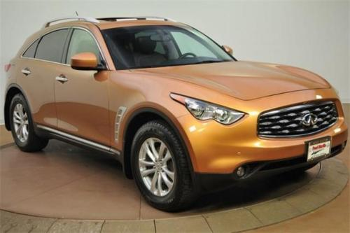 Photo Image Gallery & Touchup Paint: Infiniti FX in Mojave Copper   (CAC)  YEARS: 2009-2010