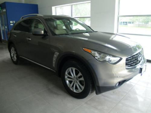 Photo Image Gallery & Touchup Paint: Infiniti FX in Umbria Twilight   (JAA)  YEARS: 2009-2016