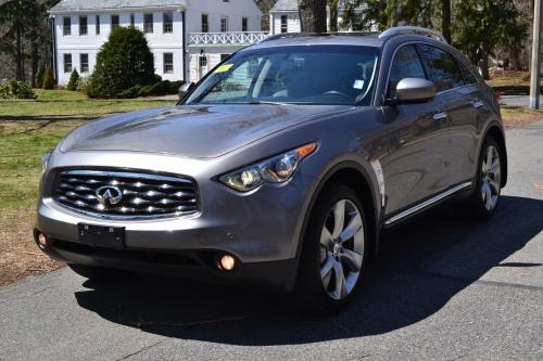 Photo Image Gallery & Touchup Paint: Infiniti FX in Platinum Graphite   (K51)  YEARS: 2009-2011