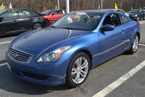 Photo Image Gallery & Touchup Paint: Infiniti G in Athens Blue   (B21)  YEARS: 2008-2010