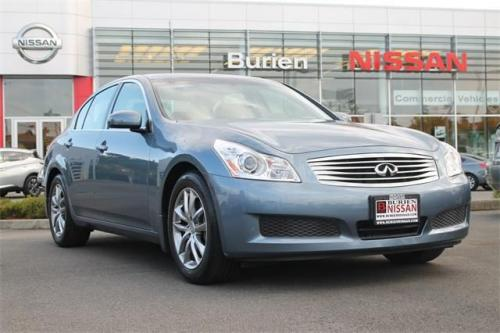 Photo Image Gallery & Touchup Paint: Infiniti G in Lakeshore Slate   (B30)  YEARS: 2007-2010