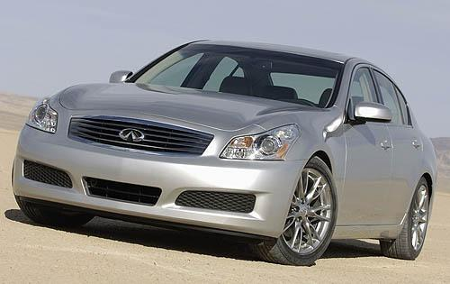 Photo Image Gallery & Touchup Paint: Infiniti G in Liquid Platinum   (K23)  YEARS: 2008-2015
