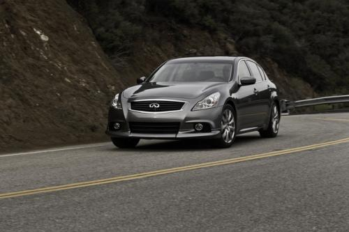 Photo Image Gallery: Infiniti G in Graphite Shadow   (KAD)  YEARS: -