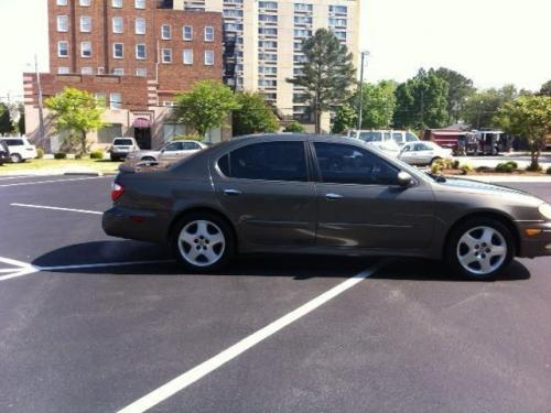 Photo Image Gallery & Touchup Paint: Infiniti I in Autumn Bronze   (ET1)  YEARS: 2000-2003