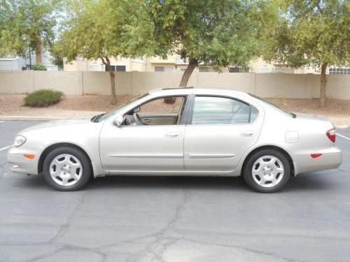 Photo Image Gallery & Touchup Paint: Infiniti I in Sandrock Beige   (EV0)  YEARS: 2000-2001