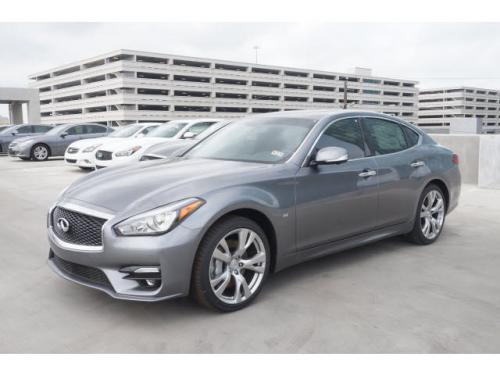 Photo Image Gallery & Touchup Paint: Infiniti M in Graphite Shadow   (KAD)  YEARS: 2015-2019
