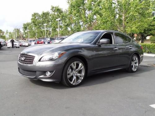 Photo Image Gallery & Touchup Paint: Infiniti M in Storm Front Grey  (KAT)  YEARS: 2011-2015