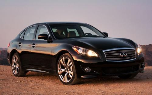 Photo Image Gallery & Touchup Paint: Infiniti M in Black Obsidian   (KH3)  YEARS: 2011-2019