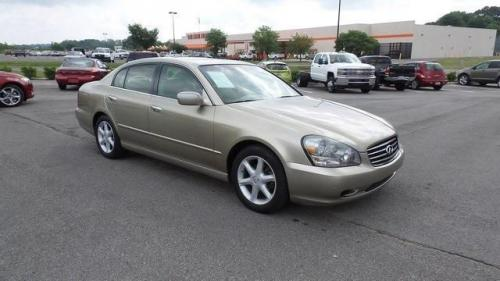 Photo Image Gallery & Touchup Paint: Infiniti Q in Golden Sand   (EY0)  YEARS: 2003-2004