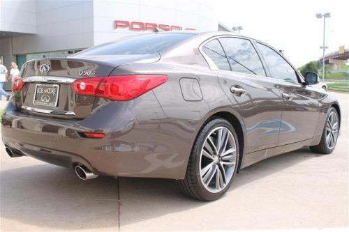 Photo Image Gallery & Touchup Paint: Infiniti Q50 in Chestnut Bronze   (CAN)  YEARS: 2014-2017