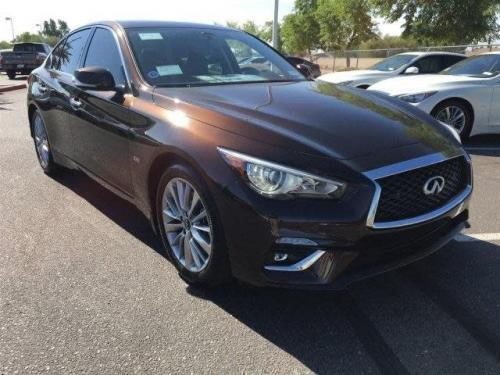 Photo Image Gallery & Touchup Paint: Infiniti Q50 in Mocha Almond   (CAS)  YEARS: 2018-2018