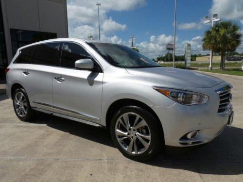 Photo Image Gallery & Touchup Paint: Infiniti Qx60 in Liquid Platinum   (K23)  YEARS: 2013-2019