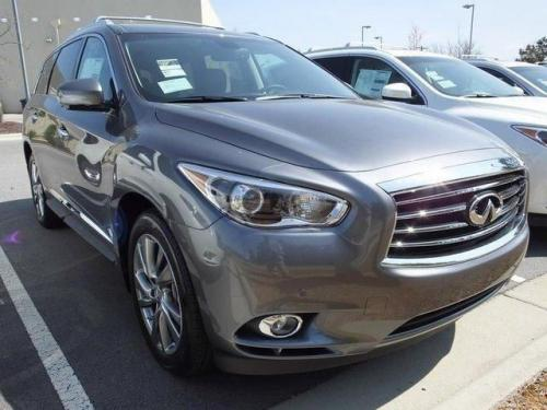 Photo Image Gallery & Touchup Paint: Infiniti Qx60 in Graphite Shadow   (KAD)  YEARS: 2015-2019