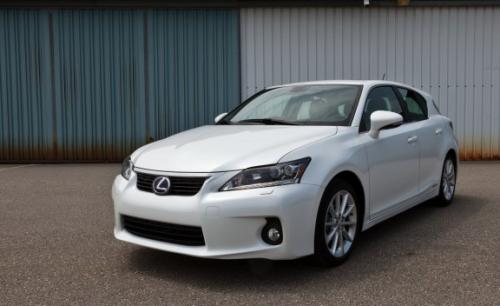 Photo Image Gallery & Touchup Paint: Lexus CT in Starfire Pearl   (077)  YEARS: 2012-2012