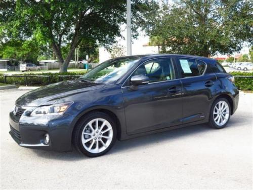 Photo Image Gallery & Touchup Paint: Lexus CT in Smoky Granite Mica  (1G0)  YEARS: 2011-2011
