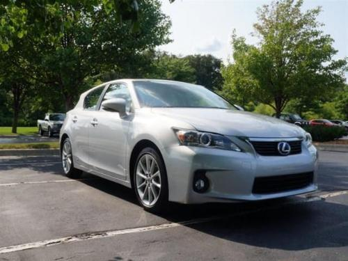 Photo Image Gallery & Touchup Paint: Lexus CT in Tungsten Pearl   (1G1)  YEARS: 2012-2012