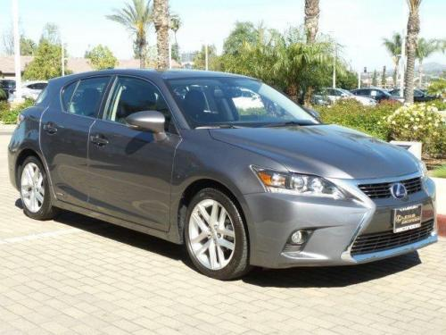 Photo Image Gallery & Touchup Paint: Lexus CT in Nebula Gray Pearl  (1H9)  YEARS: 2012-2017