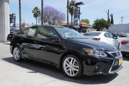 Photo Image Gallery & Touchup Paint: Lexus CT in Caviar    (223)  YEARS: 2017-2017