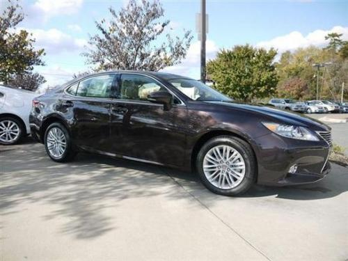 Photo Image Gallery & Touchup Paint: Lexus ES in Fire Agate Pearl  (4V3)  YEARS: 2013-2015